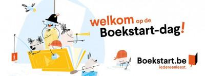 Boekstart-dag 4 oktober